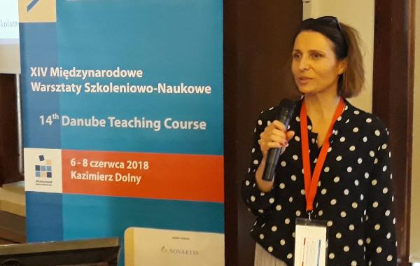 XIV Międzynarodowe Warsztaty Szkoleniowo-Naukowe, 14th Danube Teaching Course