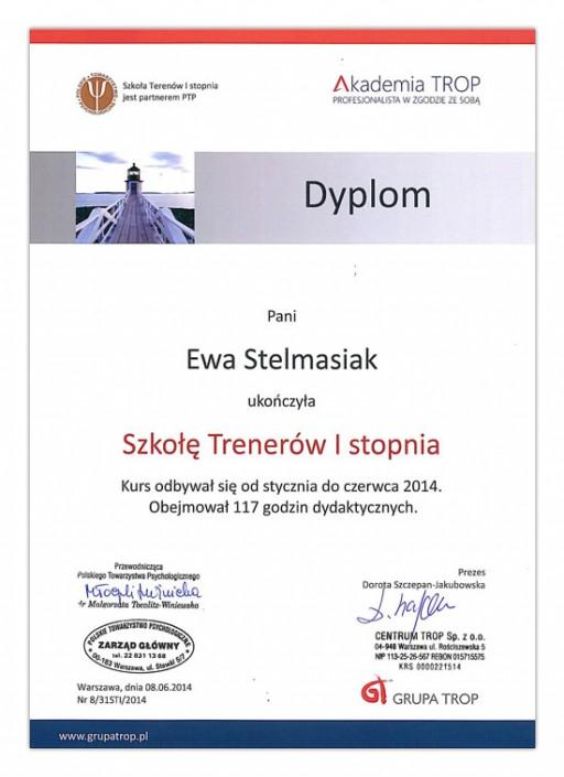 Szkoła trenerów Istopnia