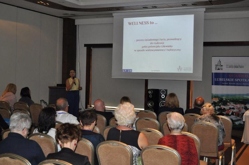Konferencja Zastosowania coachingu wellness w psychiatrii